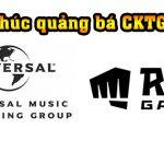 LMHT: Riot Games phối hợp cùng Universal Music