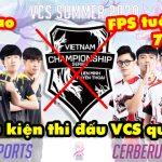 LMHT: Chủ CERBERUS Esports chỉ trích điều kiện thi đấu của VCS quá tệ sau trận thua GAM