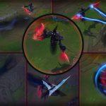 Viktor, Malzahar, Nocturne được nâng cấp hiệu ứng kỹ năng cùng Thiêu Đốt