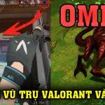 Điệp viên Omen của VALORANT sẽ là cầu nối liên kết vũ trụ với Liên Minh Huyền Thoại?