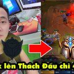Đấu Trường Chân Lý: Bái phục game thủ Quang Shaco leo Unrank lên Thách Đấu chỉ 4 ngày