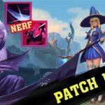 Yone bị tước khả năng hồi máu, Lux giảm chỉ số giáp trong patch 10.17