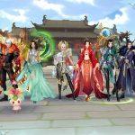 Tình Kiếp Tam Sinh mê hoặc người chơi với 8 phái riêng biệt, mỗi người một vẻ