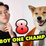 TOP 8 Boy One Champ đình đám nhất server Việt Nam hiện nay