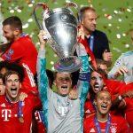 Bayern vô địch Champions League