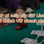 V9bet VIP có mấy cấp độ? Làm sao để trở thành VIP nhanh nhất