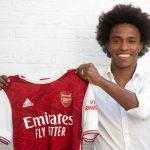 Willian: 'Tôi đến Arsenal để vô địch Champions League'