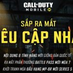 Call of Duty: Mobile VN chuẩn bị có siêu cập nhật chạy đua cùng bản quốc tế