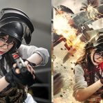 PUBG: Choáng ngợp với loạt ảnh cosplay before – after đầy ảo diệu