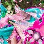 Liên Quân Mobile: Ngất ngây với cosplay Capheny Kiemono đầy ngọt ngào