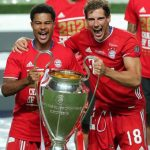 Gnabry: 'May là PSG không ghi bàn'