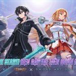 Kirito và Asuna từ SAO chính thức đổ bộ Liên Quân Mobile hôm nay
