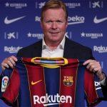 Ứng viên Chủ tịch Barca: 'Tôi vẫn cách chức Koeman kể cả đoạt cú ăn ba'