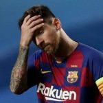 Báo Catalonia: 'Messi đã nói với Koeman ý định rời Barca'