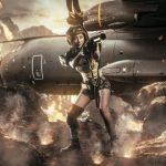 PUBG Mobile: Bỏng mắt với cosplay nữ xạ thủ giữa vòng bo rực lửa
