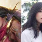 Hot girl Việt gây sốt cộng đồng Liên Quân Mobile vì giống hệt Yena