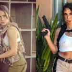 Nhan sắc cực phẩm của nữ quân nhân Israel khiến game thủ PUBG phát cuồng