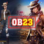Free Fire OB23 mang đến cơn ác mộng huỷ diệt mang tên Evelyn