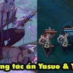 Tương tác ẩn thú vị giữa Yasuo và Yone trong game