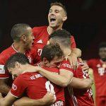 Bayern đoạt Cup quốc gia Đức