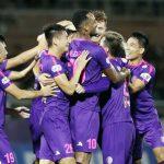 Sài Gòn FC đòi lại đỉnh bảng V-League