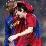 Eto'o: 'Nếu để Messi đi, Barca nên đổi tên'