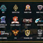 Điểm mặt chỉ tên những cái tên nổi bật nhất giải đấu PUBG MOBILE – PMCO Mùa Thu 2019