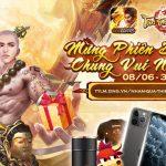 Tân Thiên Long Mobile VNG công bố máy chủ mới s63 và hàng loạt phần quà đầy giá trị