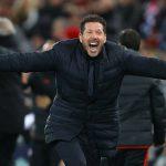 Simeone: 'Trận thắng Liverpool đã phai nhạt'