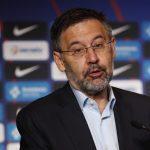 Bartomeu: 'Messi muốn treo giày ở Barca'