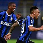 Inter thu hẹp cách biệt với Juventus