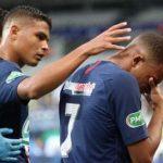 Mbappe bật khóc vì chấn thương