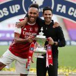 Arteta: 'Aubameyang ngang hàng Thierry Henry'