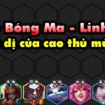 DTCL mùa 4: Hướng dẫn đội hình Zed Bóng Ma – Linh Hồn cực dị