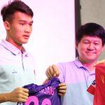 Sài Gòn FC chiêu mộ tiền đạo U19 Việt Nam