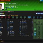 FIFA Online 3: TOP 4 hậu vệ cánh trái tốt nhất thẻ U10
