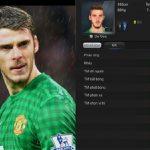 Top 5 thủ môn (GK) có phản xạ nhanh nhất trong Fifa Online 3