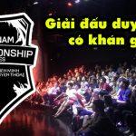 VCS Mùa Hè 2020 trở thành giải đấu duy nhất có khán giả đến xem