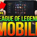 Bạn biết gì về Liên Minh Huyền Thoại Mobile sắp ra mắt của Riot Games và Tencent?