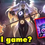 Đến nhân viên Riot Games cũng phải thốt lên Lux SP lên Vọng Âm Luden toàn troll game
