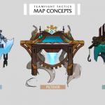 LMHT: Game thủ thiết kế hàng loạt bản đồ độc dị và Tiểu Huyền Thoại trong Đấu Trường Chân Lý