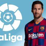 Messi - kỷ lục gia Vua phá lưới La Liga