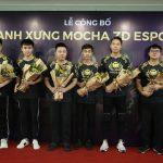 Mocha đầu tư vào Esports ra mắt đội hình Mocha ZD Esports bộ môn Liên Quân Mobile