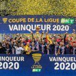 PSG hoàn tất cú ăn bốn danh hiệu quốc nội