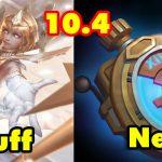 LMHT: Riot Games công bố buff/nerf về phiên bản 10.4