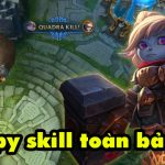 Sau thảm họa Kayn, đến lượt Poppy có thể dùng skill toàn map