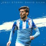 David Silva gia nhập Sociedad