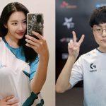 DWG Showmaker được nữ idol nóng bỏng Hàn Quốc công khai thả thính