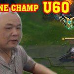 Phát cuồng với pha quẩy cuồng nhiệt trên stream của BOC Yasuo 60 tuổi