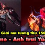 Tất cả những gì bạn có thể biết về tướng mới thứ 150: Yone